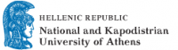 National and Kapodistrian University of Athens (logo)
